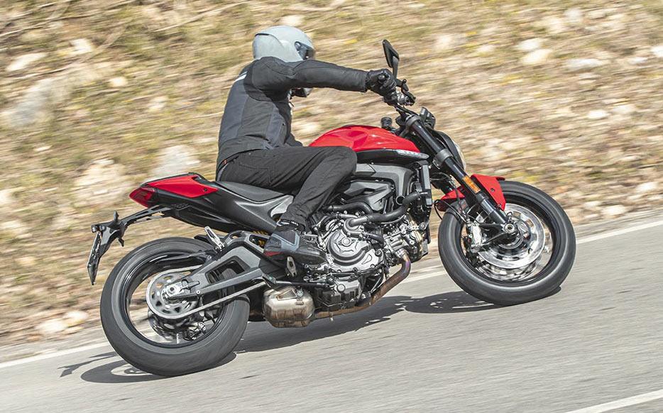 Ducati Monster 2021, changement définitif